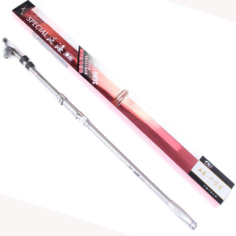 France levin chinese wind oceanwide 2.7/3.0/3.3/3.6/3.9/4.2/4.5 m fishing rod fishing rod far tougan Sea fishing rod pole