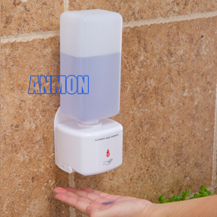 Anmon automatic soap dispenser sensor soap dispenser automatic sterilizer wall mounted soap dispenser