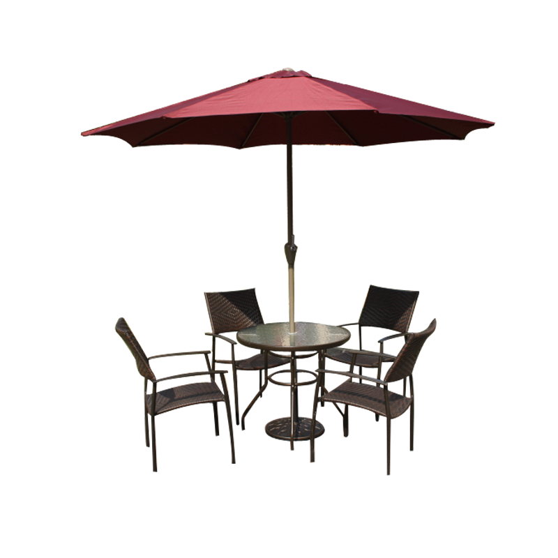 Get Quotations · Cheap 2010 # Outdoor Tables And Chairs Wujiantao  Containing A Combination Of Rattan Furniture Rattan Garden