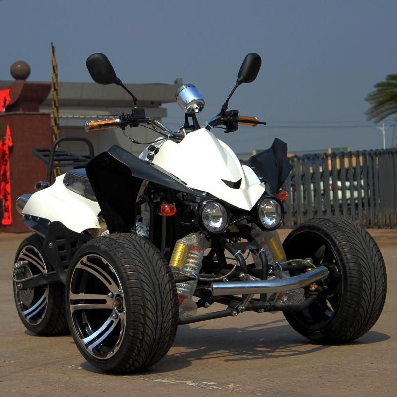 125cc-250cc atv down three atv motocross refit new trishaw road race car dual personality