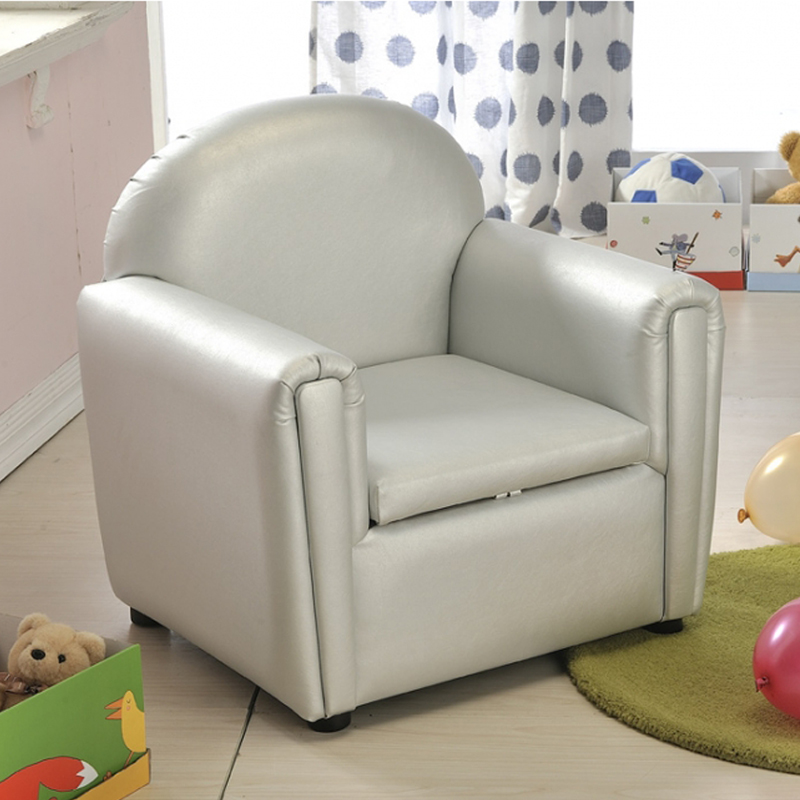 Children sofa small sofa cute baby leather multifunction storage genuine special sofa young folks