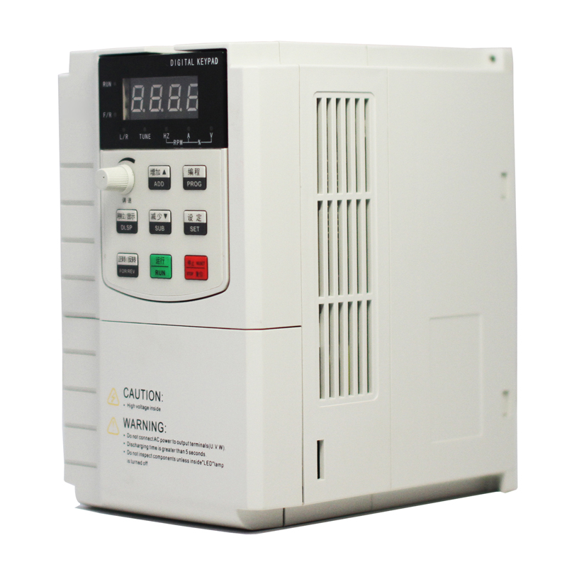 Photosynthetic inverter 1.5kw/v three-phase vector inverter inverter energy saving speed vector frequency inverter