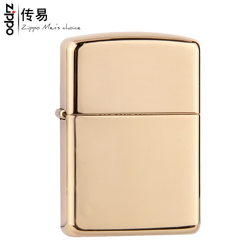Original genuine zippo lighter copper mirror armor armor bronze mirror sub 169 counter genuine windproof