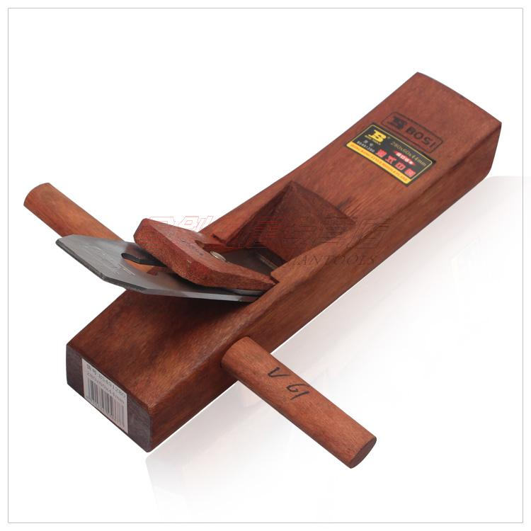Persian tool hong kong style handmade indonesian mahogany wood planer planer woodworking plane plane woodworking tools 280MM