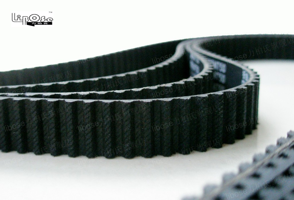 Std sts s3m rubber timing belts arc tooth toothed belt timing belt gear belt