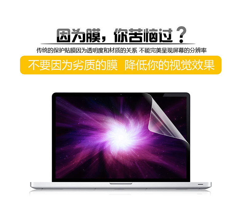 15.6 inch lenovo tianyi V310-15 510-15 310-15ideapad 110-15 screen protection film