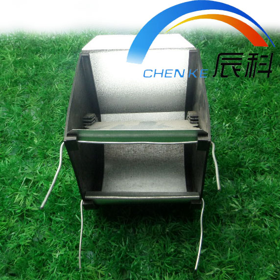 Chen branch mesh rabbit rabbit with automatic chute plug food containers bunny rabbit food containers food containers automatic