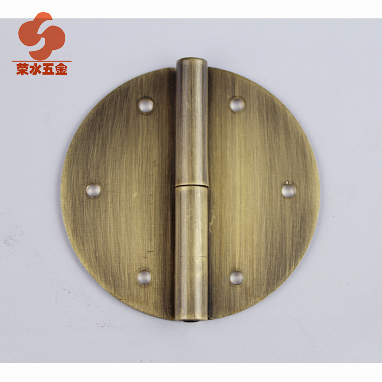 [Hardware] water wing ming and qing antique furniture copper fittings/door hinge/5cm pure copper hinge hinge E-064