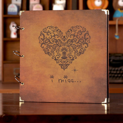 16 handmade diy album album big truth thin child growing baby album album creative couple alumni