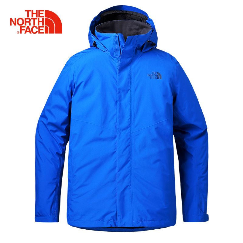 16 new autumn and winter thenorthface/north jackets men fall and winter waterproof breathable and comfortable warmth 367Z