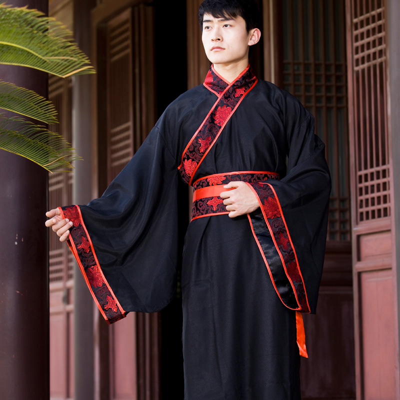 Traditional Ancient Chinese Clothing Men | www.pixshark ...
