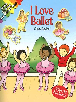 [Booking] i love ballet [with stickers]