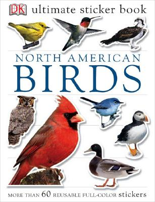 [Booking] north american birds [with stickers]