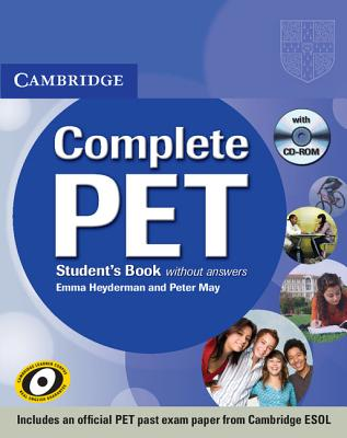 [Booking] complete pet student 's book without answers [with