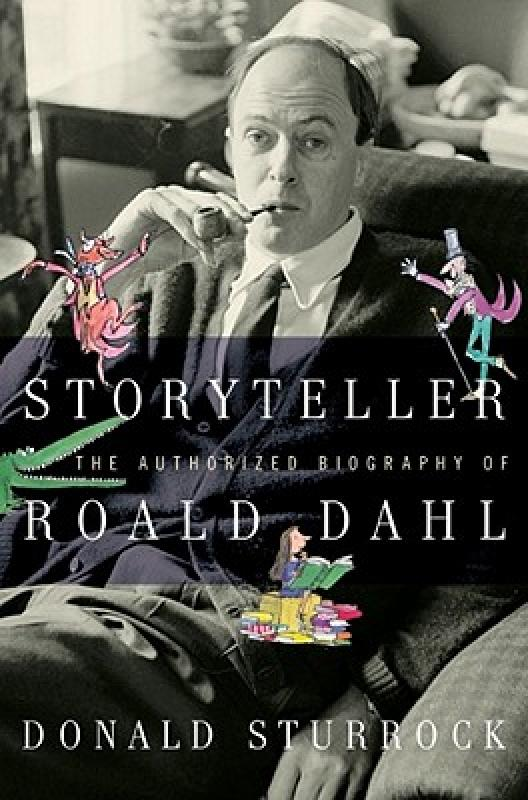 [Booking] storyteller: the authorized biography of roald dahl