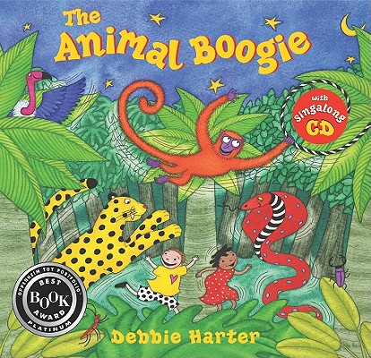 [Booking] the animal boogie [with cd (audio)] recommended liaocai xing book list