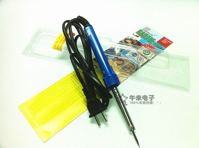 Original authentic guangzhou yellow external thermal electric iron soldering iron 630 w electric iron electric iron with power indicator
