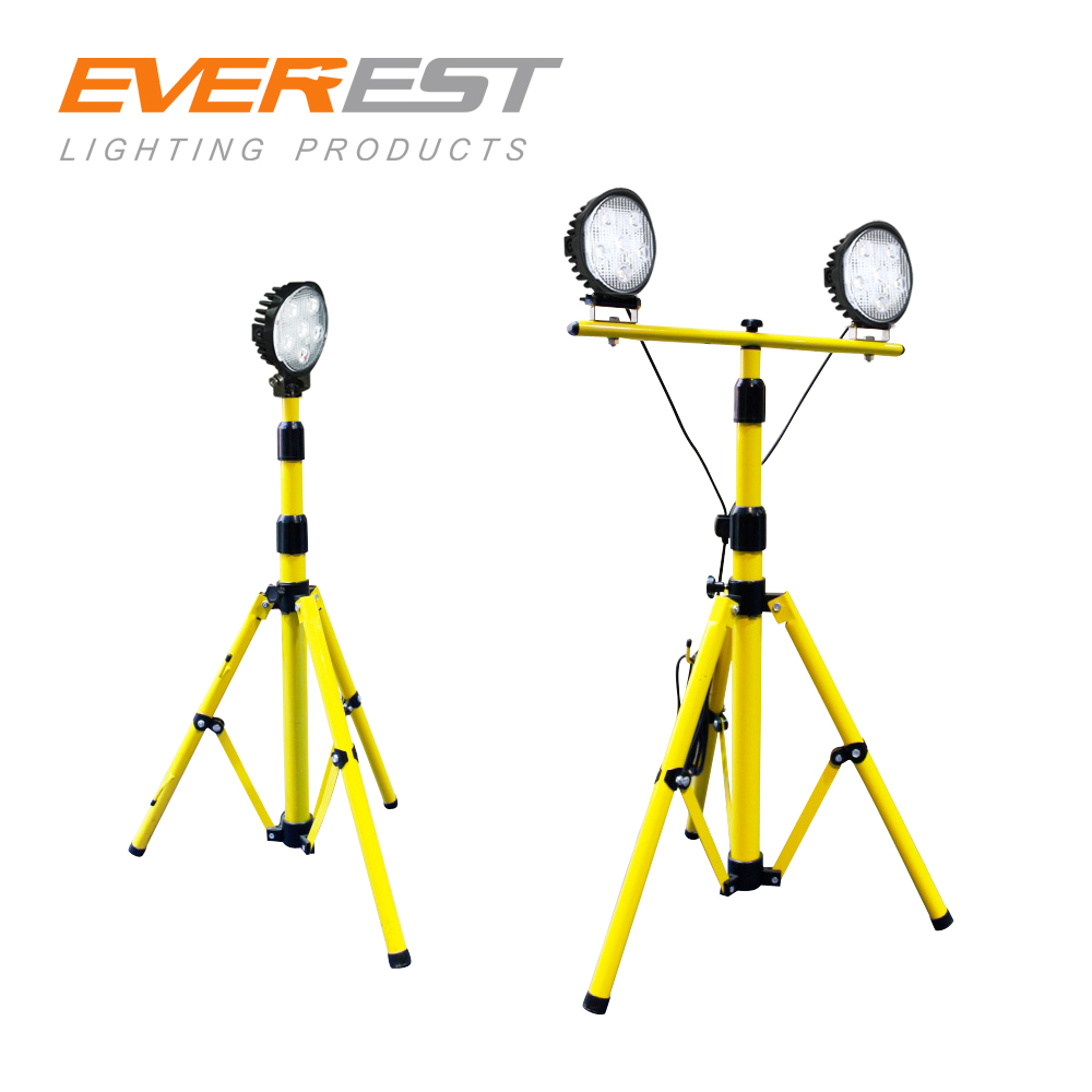 flood light generator work lights led replacement eco portable lighting scene site construction compressor