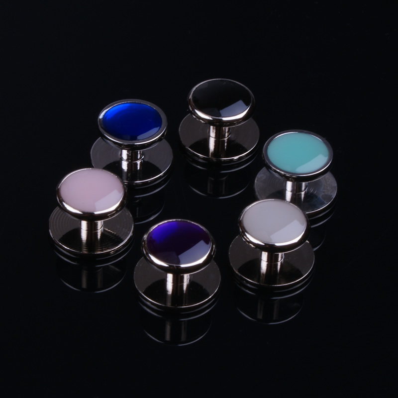 Bayer baaler shirt dedicated configuration copper enamel small studs a grain of 4.6 yuan (6 from the sale)