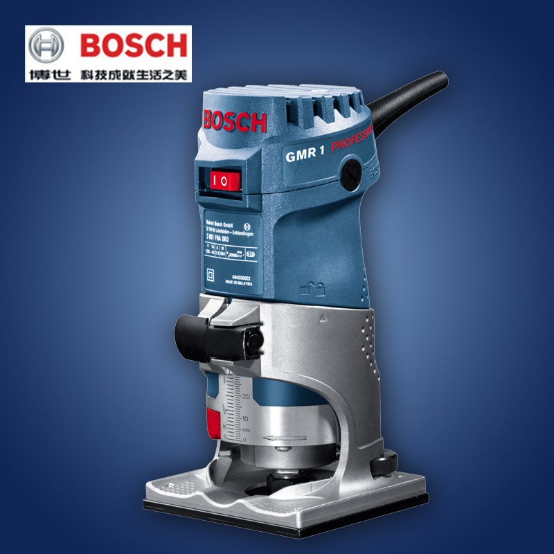 Genuine bosch/bosch power tools trimmer gmr1 trimmer engraving machine logit