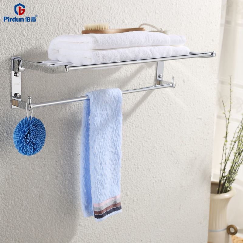 Peter shield full copper towel rack towel rack bathroom hardware accessories bathroom bathroom accessories towel bar thickened