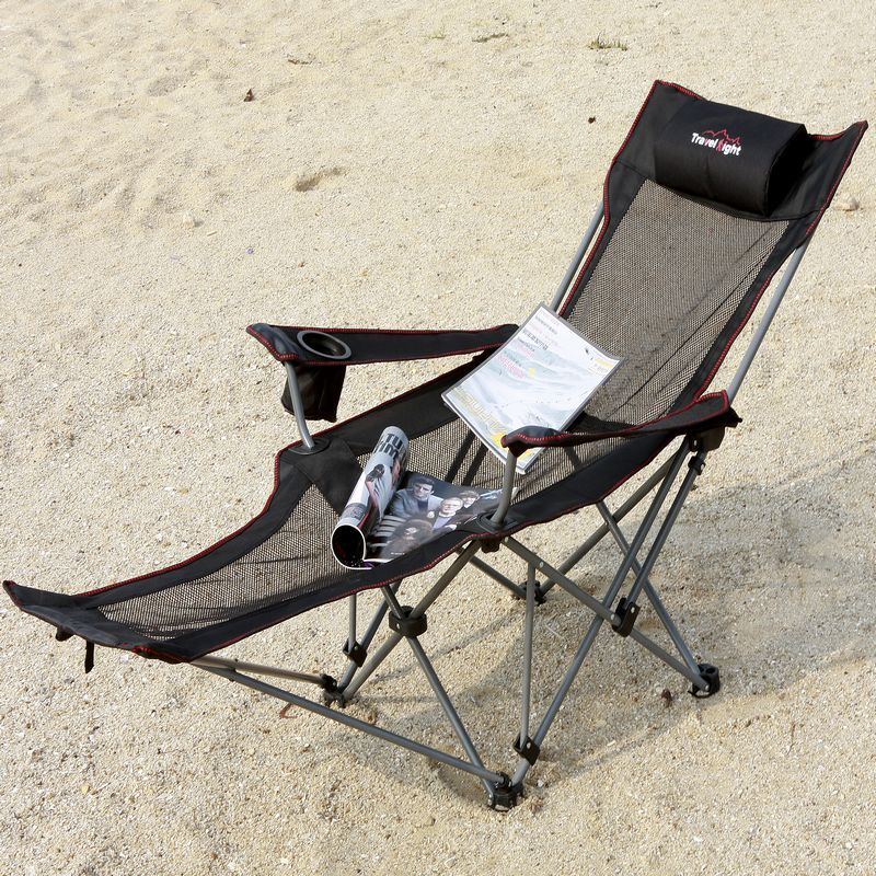 Traveling Light Line Travellight Siesta Bed Folding Chair Beach Chair  Portable Fishing Chair Outdoor Chair Chair