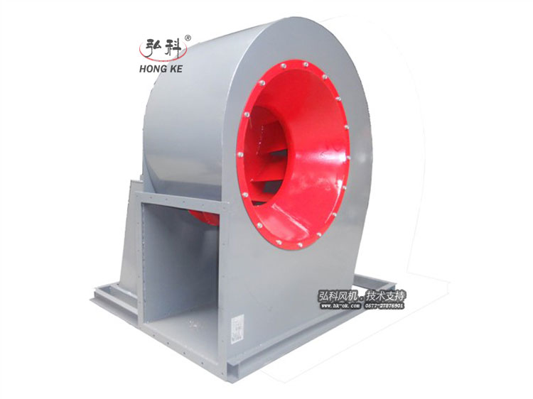 4-72C centrifugal fan centrifugal fan 11 kw-4 p 7.1C fume extraction fan with fan spray booth