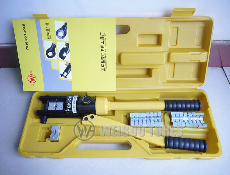 Weiguo tool patriotic tool yqk-240 hydraulic clamp 240mm