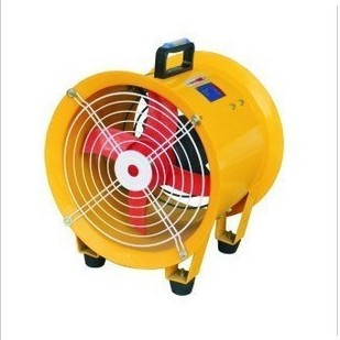 Portable security axial fan 250 300 400 500 axial fan exhaust fan exhaust fan blower fan