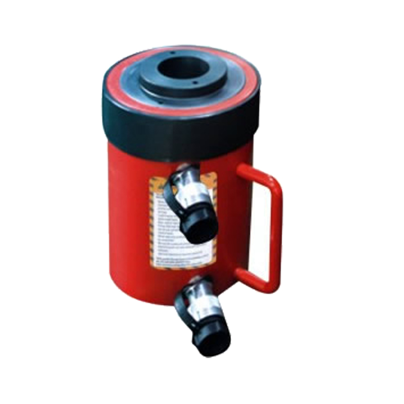 Exploit hydraulic jacks separate difunctional hollow plunger can be synchronized exprrh series