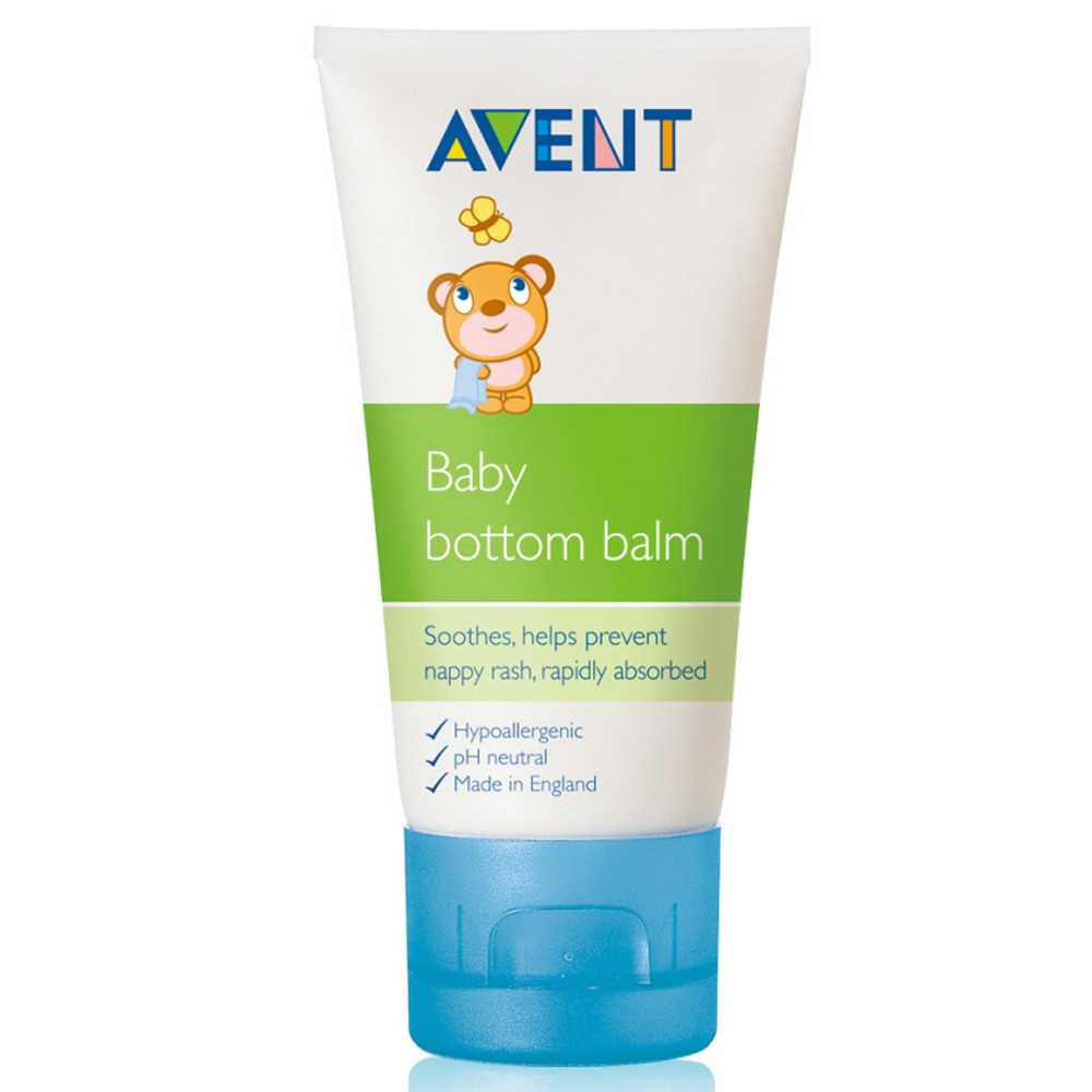 [Lynx supermarket] british imports avent new baby buttocks lubricating lotion 50 ml