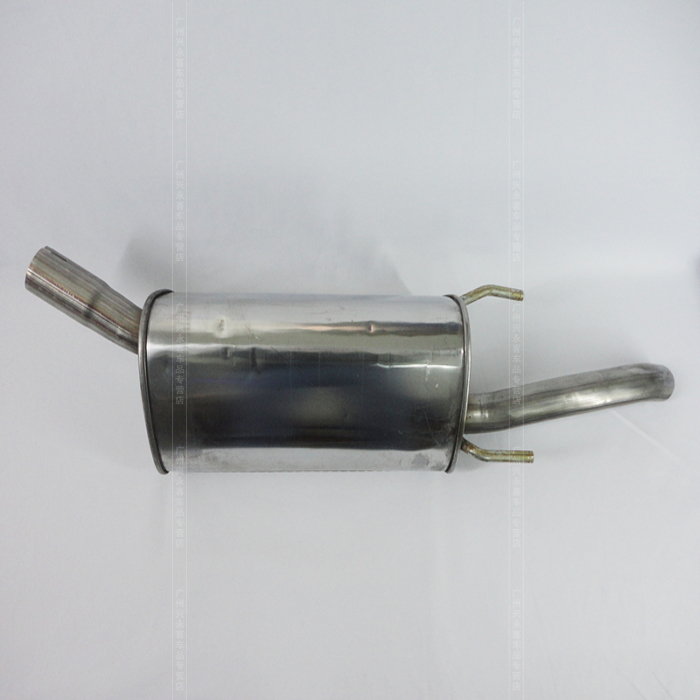 Buick sail chevrolet sail muffler exhaust pipe muffler tail pipe exhaust pipe tail section stainless steel