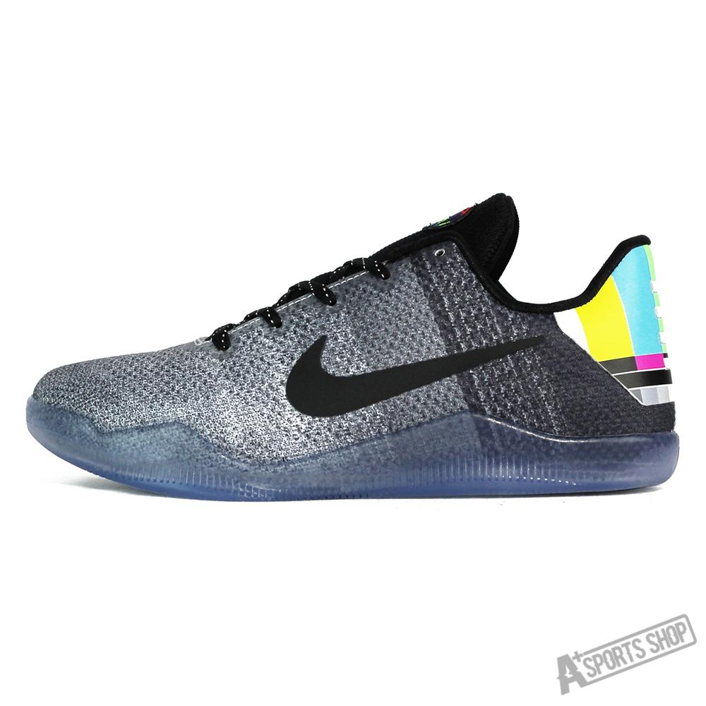 305b35b0b498 Get Quotations · Nike (big boy) bg xi nike kobe basketball shoes  gray-822945002