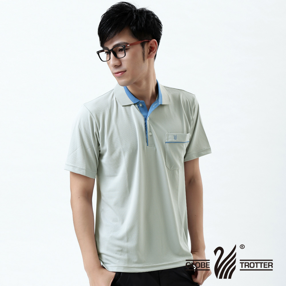 [Tour all over the world] mit s_1 polo shirts men's casual anti uv wicking function 35