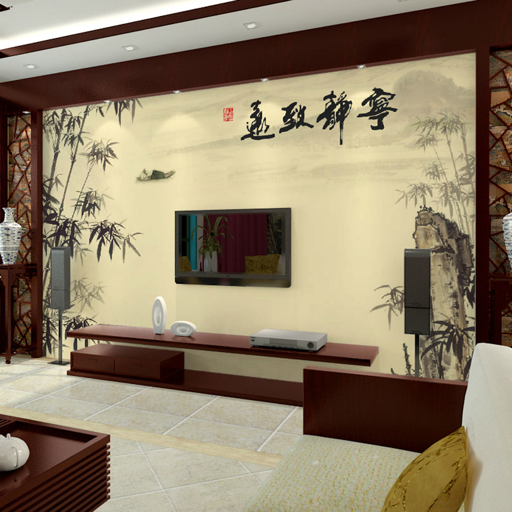 China Bamboo Wall Murals, China Bamboo Wall Murals Shopping Guide at ...
