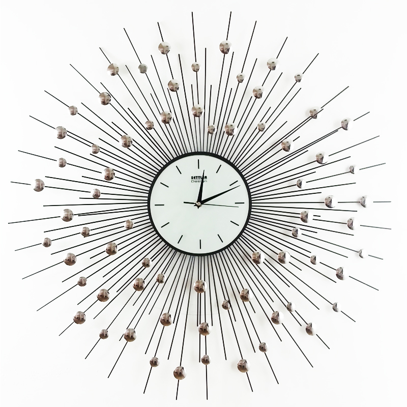 china wall features china wall features shopping guide at alibaba Features in China get quotations thatcher iron settler peacock wall clock fashion living room wall clock decorative wall charts mute features