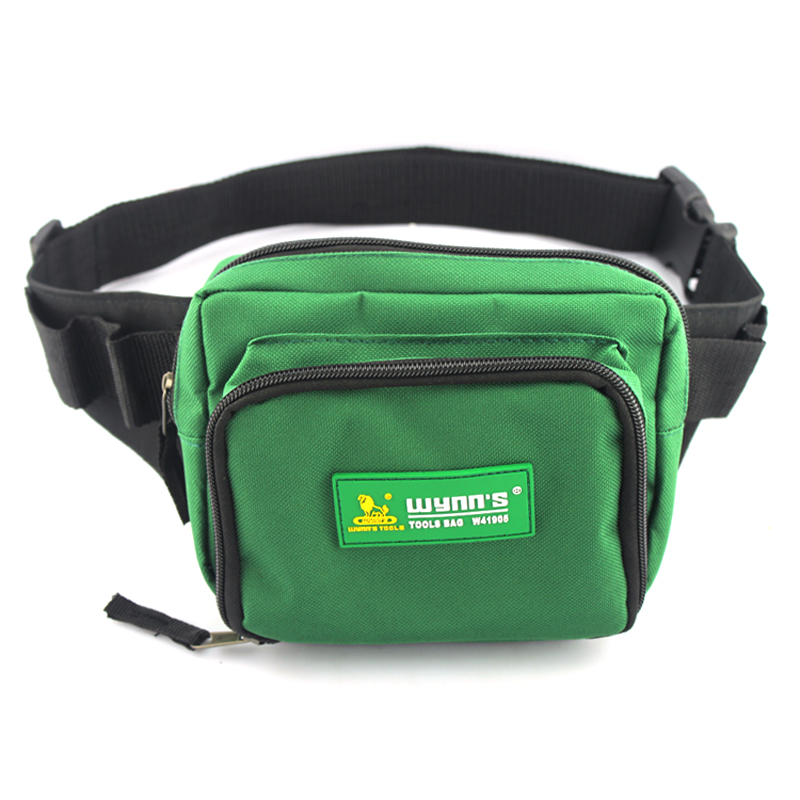 Power of the lion tool belt tool bag electrician tool pockets pockets dacron hydropower hardware tools