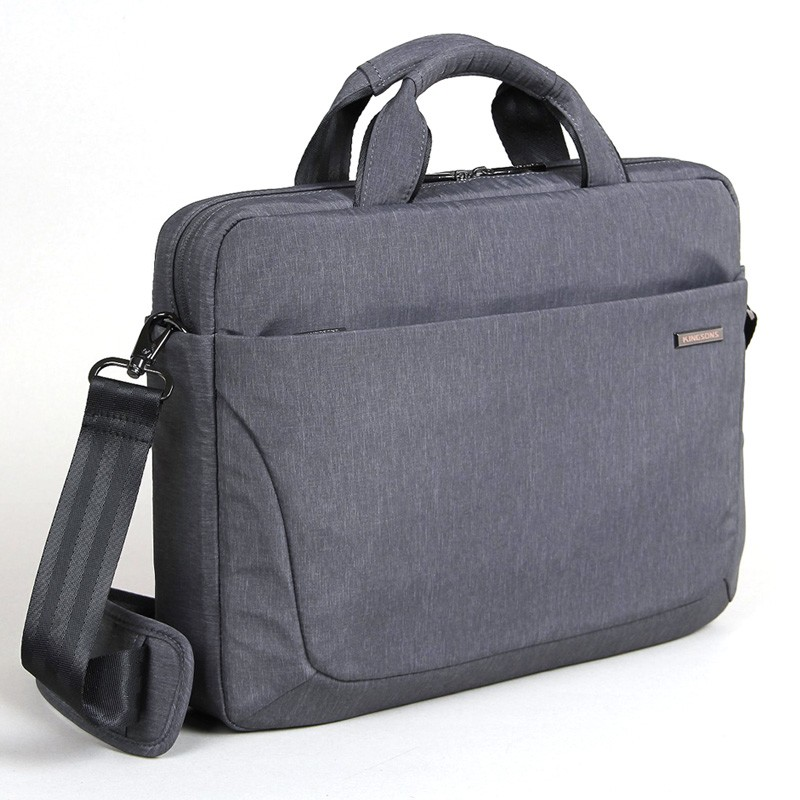 Kingsons apple computer bag 14 laptop shoulder bag 15 inch laptop bag computer bag laptop bag men and women