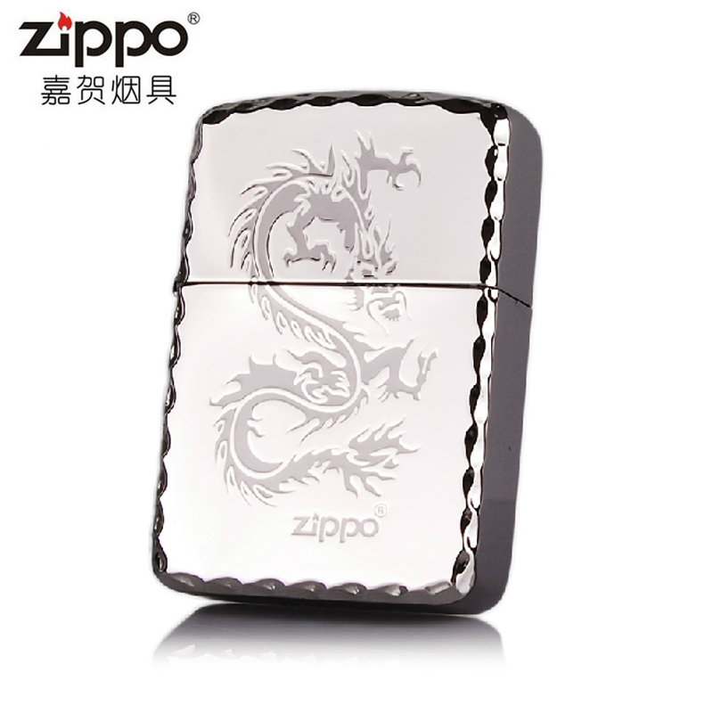 1941 silver dragon zippo lighters genuine original flagship store zippo windproof lighter genuine business gifts