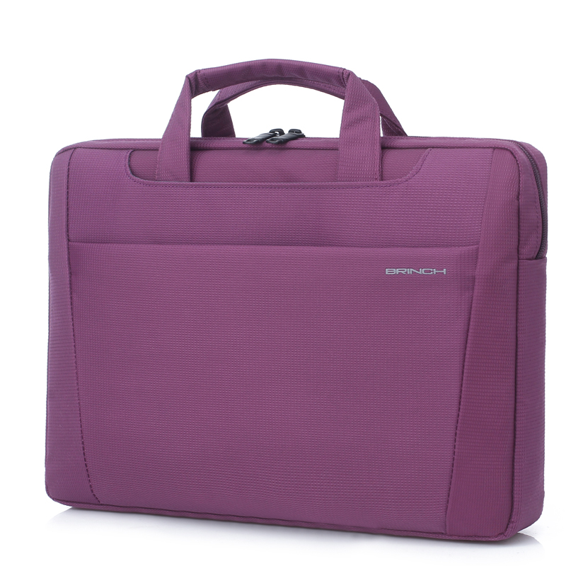 Free shipping inch brinch genuine BW-175 10-11.6 26-inch men's laptop bag lady
