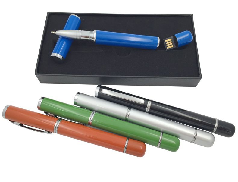 2 triple business meetings show waterproof pen type pen u disk 16 gb usb flash drive personalized custom lettering logo