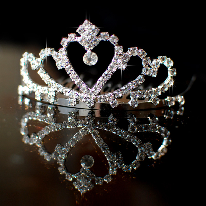 2015 korean version of the new wedding dress accessories bridal headdress hair accessories wedding dress wedding dress tiara crown