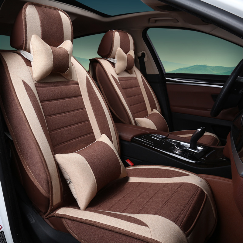 2015 new models cruze cruz modified car seat cushion seat cushion four seasons flax paragraph 15 classic cruze seat