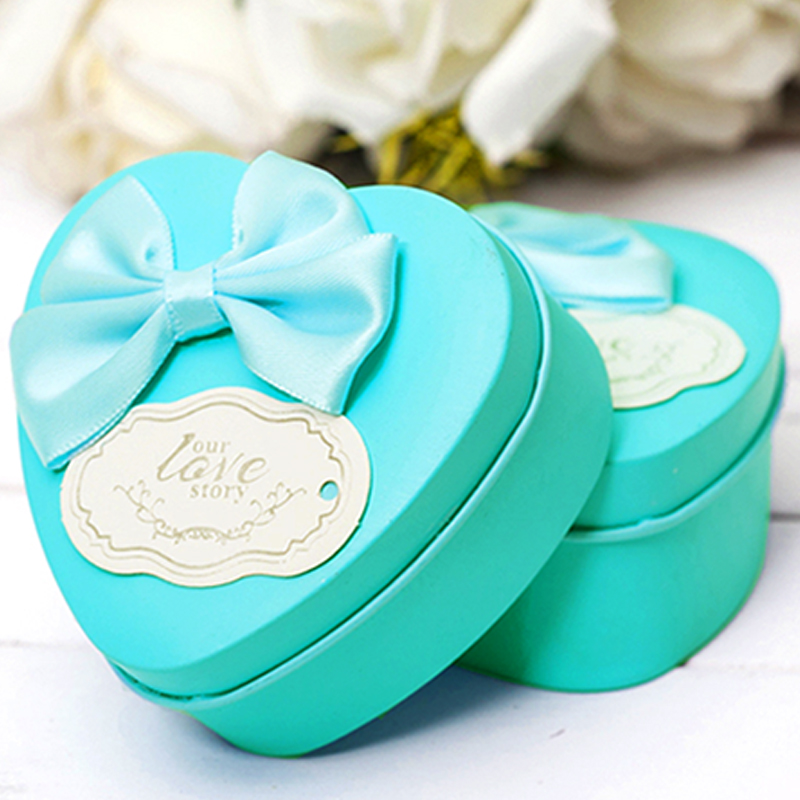 2016 creative wedding candy box wedding candy box wedding gift tin box candy box continental finished products