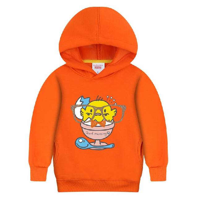 2016 new children's clothing boy sweater autumn and winter hedging long sleeve boys and girls bao bao korean children sweater coat