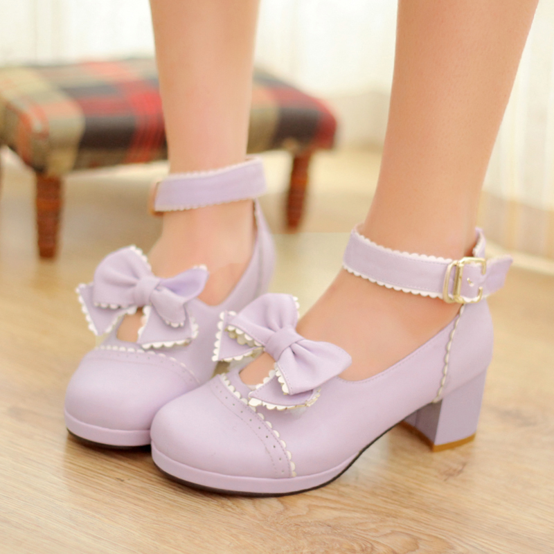 2016 new fall shoes girls high heels shoes dance shoes show big boy shoes small girls princess shoes leather shoes junior high school students