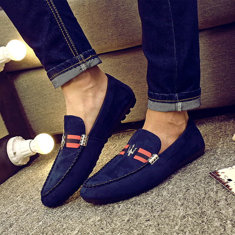 2016 new fall shoes men shoes men's casual shoes peas lazy shoes korean tidal summer shoes old beijing shoes