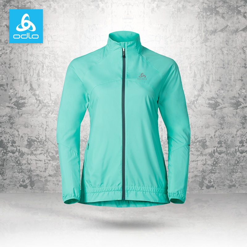 2016 new odlo austrian music delivery woman jogging outdoors functional jacket windproof jacket zipper jacket 348031
