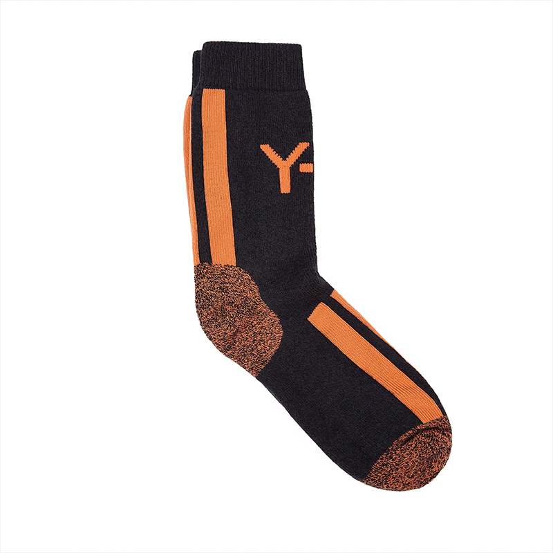 2016 new sports socks in autumn and winter y-3 logo B34679 ankle