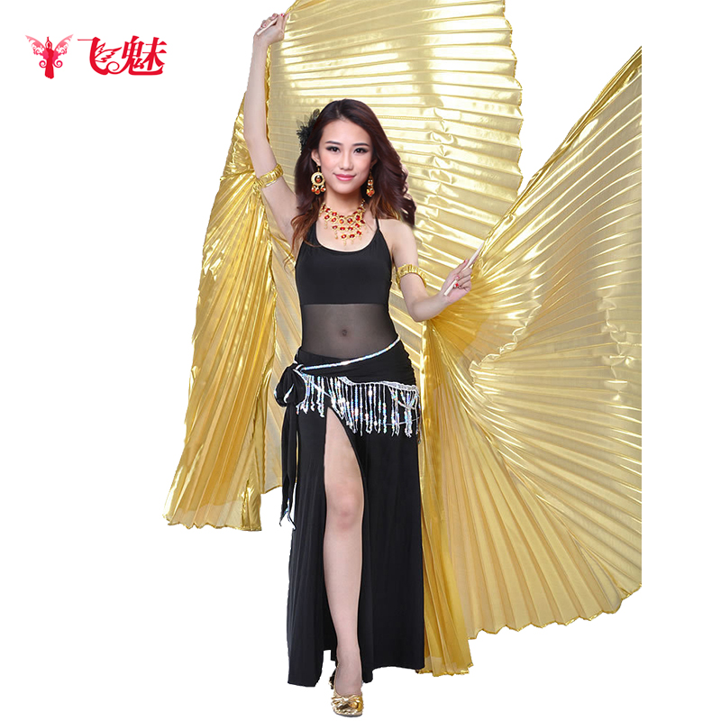 2016 spring and summer fly charm belly dance belly dance props dance wings belly dance belly dance hand wing dance belly dance performance clothing